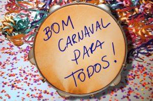 carnaval e cuidados