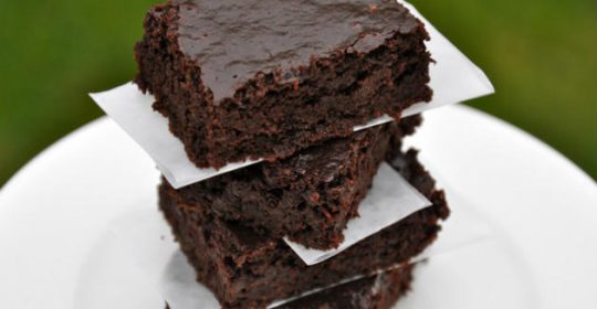 BROWNIE DIET DE CHOCOLATE