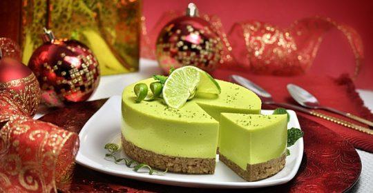 Receita de Torta de Limão Diet