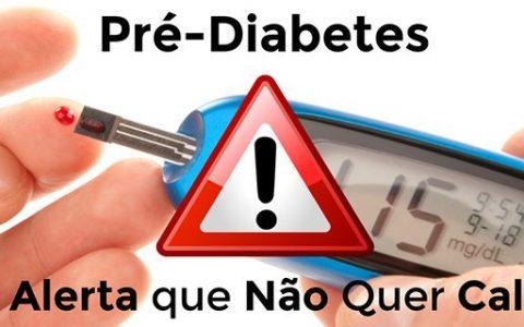 Como saber se tenho pré-diabetes?
