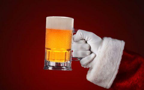 Bebidas alcoólica nas Festas