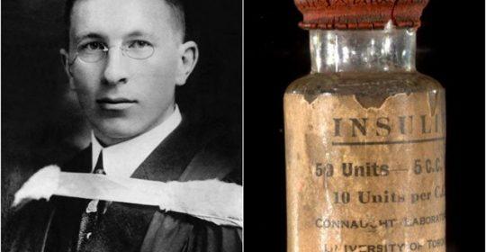 História da Insulina