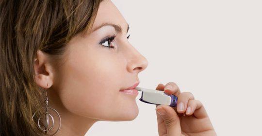 Afrezza é a insulina inalável