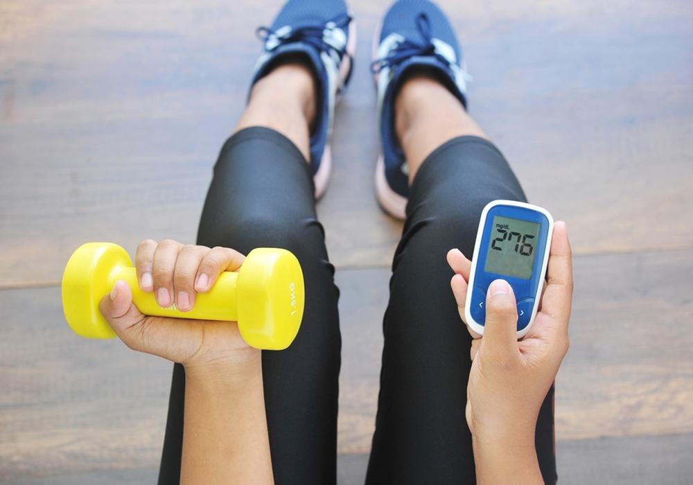 Diabetes tipo 2 e exercício