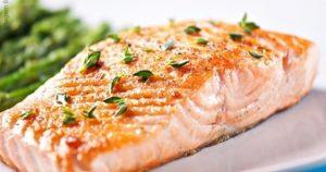Receita de salmão